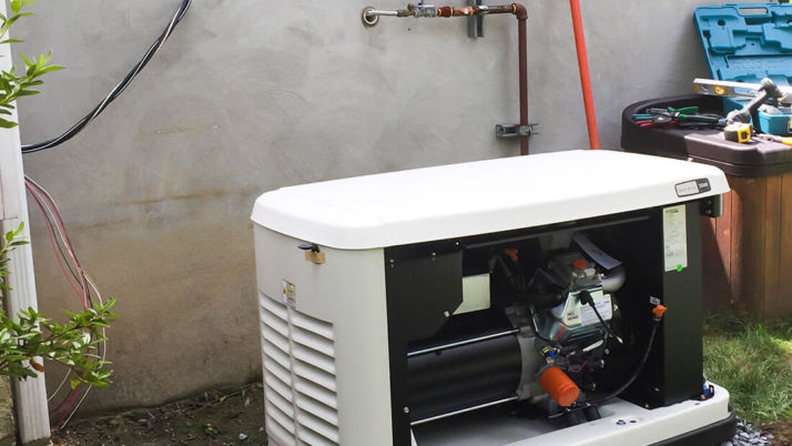 Whole House Generator Installs