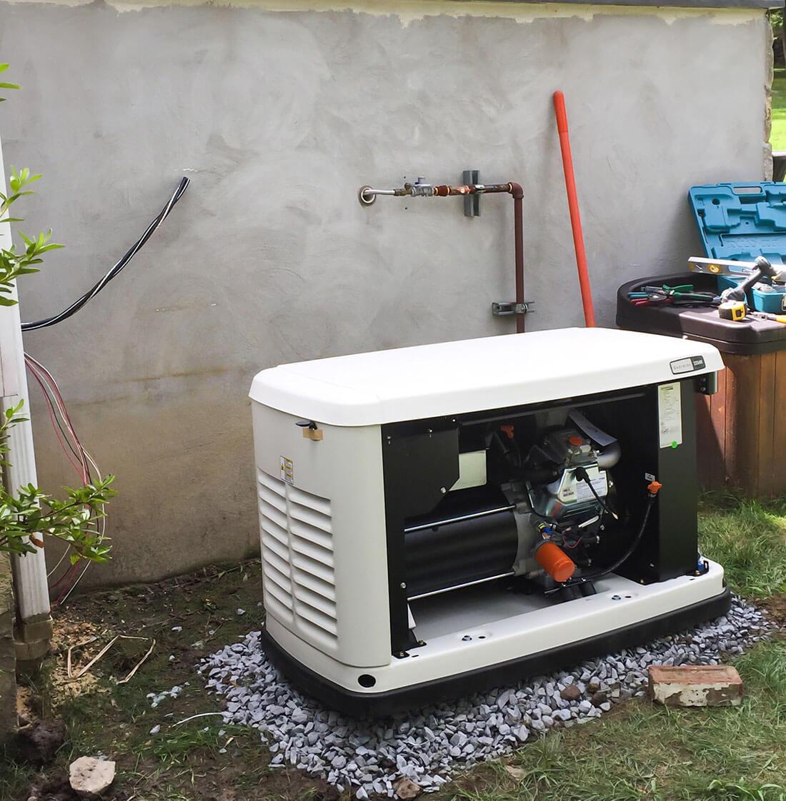 Whole House Generator Installs